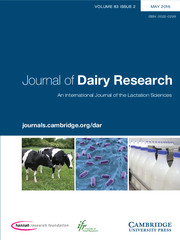 journal_of dairy research